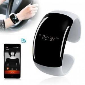 Bluetooth Smart Bracelet Watch with Anti-lost Vibrate gd62