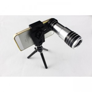 12X teliscope Zoom Lens for iphone 5/5s gd30