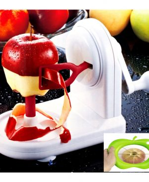 Smart Apple peeler and slicer Combo GD145
