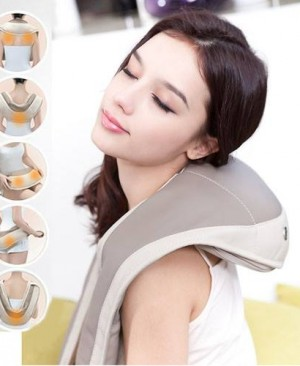 NECK, BACK AND SHOULDER MASSAGER  ht53