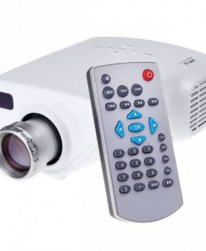 Mini HD Multimedia LED Projector  gd129