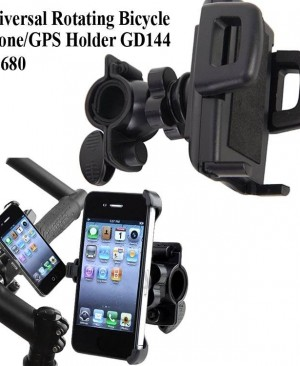 Universal Rotating Bicycle phone/GPS holder GD144