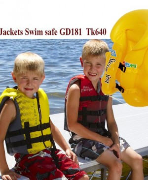 Life jacket, swim safe for kids GD181