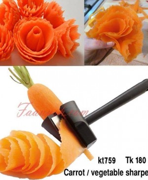 Carrot / Vegetable Sharpener kt759