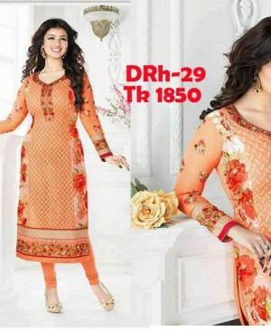 High Quality Designer Dress  DRH-29