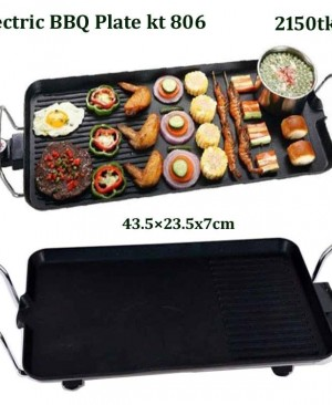 Electric BBQ Plate kt806