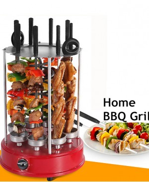 Automatic Electric BBQ Grill Stainles still kt0011
