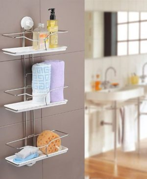 3 Layer bathroom shelves gd922