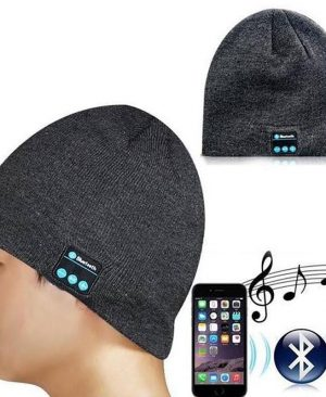 Bluetooth Music Hat Cap with Stereo Headphone GD1093