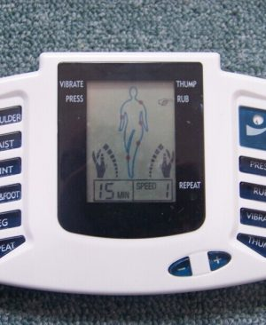 Electronic pulse massager ht1108